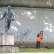 Star sower, Kaunas, Lithuania