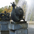 Zodiac Fountain, Almaty