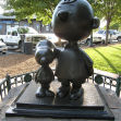 Charlie Brown and Snoopy, Santa Rosa