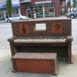 The piano, Chattanooga