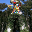 Sun god, University of California, San Diego