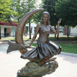 Bewitched statue, Salem